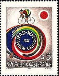 Championnats du monde de cyclisme sur route 1987