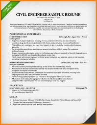 Civil Engineering Resume Samples by 4 Engineering Resumes Examples Mail Clerked