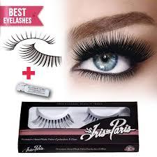 amazon com professional false eyelashes by iris in paris