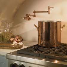 Danze Kitchen Faucet by Danze D205057br Tumbled Bronze Wall Mounted Pot Filler Faucet With
