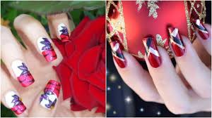 latest stylish nail art designs for women girls 2017 2018 youtube