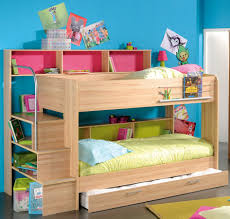 Loft Shelving by Bedroom Charming Wood Loft Beds For Teenagers With Shelves And