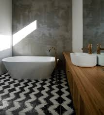 Black And White Small Bathroom Ideas Bathroom Tile Ideas To Inspire You Freshome Com