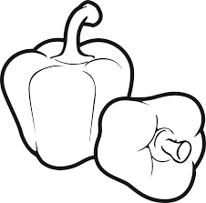 printable healthy eating chart coloring pages at free vegetable
