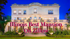 most expensive mansion u0027s on zillow here u0027s illinois youtube