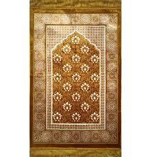 Islamic Prayer Rugs Wholesale Modefa Turkish Islamic Prayer Rug Janamaz Sejadah Plush Velvet