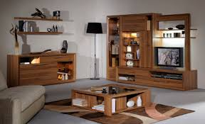 Living Room Furniture Tv Cabinet Furniture Luxury Living Room Storage Cabinet With Book Shelves