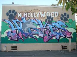 north hollywood high school huskies mural raulitojr66 flickr