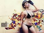 Sofia Hayat Hot HD Wallpaper #