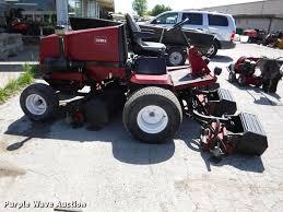 toro 5400d reel master lawn mower item dj9076 sold june