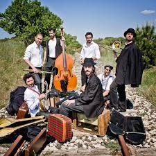 Eric Thiercy : Trompette. Srebrin Avuski : Saxophone. Florent Morisot : Trombone. Florian Beigbeder : Claviers. Mickael Falgairolle : Ingénieur son - lecomptoirdesfous-1
