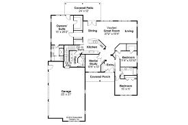 ranch house plans bakersfield 10 582 associated designs