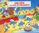 Les schtroumpfs (Hemma-Pop Up) - BD, informations, cotes