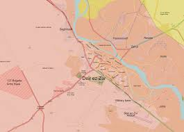 Battle of Deir ez-Zor