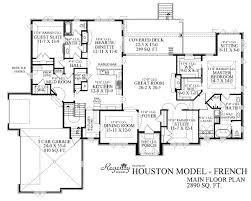 custom home builder floor plans sample house plans 33728
