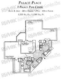 Palace Floor Plans by Palace Place Toronto Remax Condos Plus