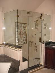 shower stall glass doors half shower glass door image collections glass door interior