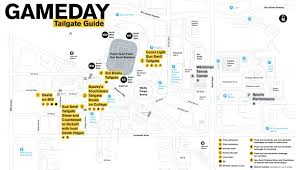 Colorado State University Map by Thesundevils Com Arizona State University Athletics