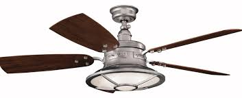 Flush Mount Ceiling Fan Light Tips Perfect Marine Inspired Nautical Ceiling Fan For Your Home