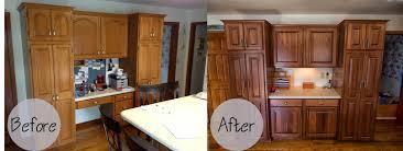 Kitchen Cabinets Wisconsin Refinishing Golden Oak Kitchen Cabinets Home Decoration Ideas