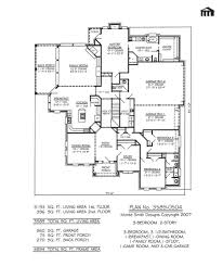 House Plans With 3 Car Garage by Plan No 3589 0504