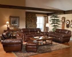 Livingroom Sets Brown Leather Living Room Set Ideas Doherty Living Room Experience