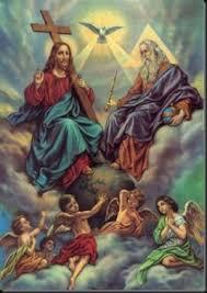 Jesus era Deus, a Pomba ou Cristo ?