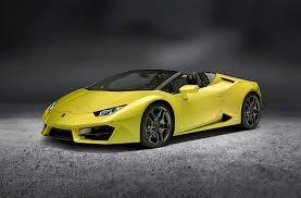 Lamborghini Huracan 2016 - lamborghini huracan lp 580 2 spyder rwd specs 2016 2017
