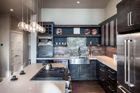 best rustic modern kitchen ideas u2014 all home design ideas