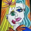 Pablo Picasso is a artist from