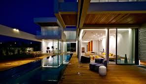 modern luxury villas designed by gal marom architects