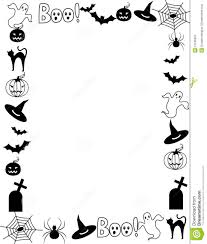 black and white halloween backgrounds halloween clipart black and white borders clipartsgram com
