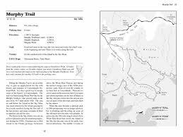 Canyonlands National Park Map Murphy Trail Canyonlands National Park Utahtrails Com