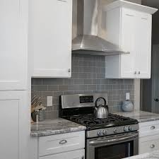 White Shaker Kitchen Cabinets With Soft Close Doors  Drawers - Kitchen cabinet soft close