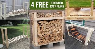 Free Firewood Shelter Plans by 8 Quick U0026 Easy To Build Firewood Rack Bracket Kit Reviews