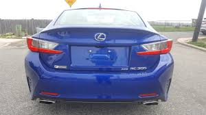 lexus rc 300 awd for sale 2016 lexus rc300 coupe f sport navigation awd rc 300 no reserve