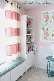 curtains land of nod curtains coral blackout curtains nursery