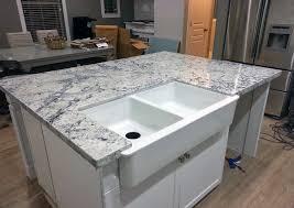 white ice granite ice white granite kitchen island