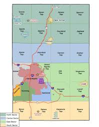 Us Circuit Court Map Police Jurisdictions Kent County Michigan
