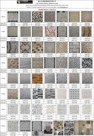Mosaic Tiles For Kitchen Backsplash Lsst033 Marble Stone Mosaic Tiles 3d Wall Tiles Kitchen