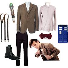 Spencers Store Halloween Costumes Eleventh Doctor Costume