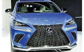 lexus of toronto used cars lexus updates 2018 nx to keep pace with german rivals