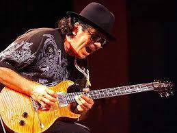 veteran Carlos Santana and