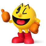 Super Smash Bros. for Nintendo 3DS / Wii U: Pac-Man