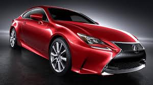 lexus rc red interior lexus rc coupe revealed at tokyo motor show autoweek