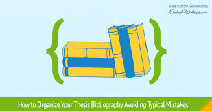 thesis bibliography FAMU Online