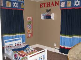 bedroom endearing toddler boy rooms boys bedroom with sports