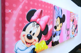 minnie mouse wall decor glass minnie mouse wall decor u2013 design