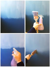 ombre walls painting techniques designs and ideas ombre