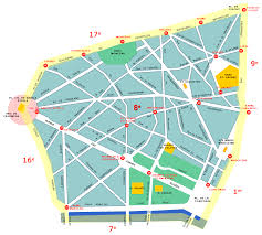 Charles De Gaulle Airport Map Regional And Paris City Maps Airport Shuttles